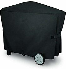 SNIIA 45-inch BBQ Gas Grill Cover Fits for Weber Q
