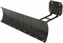 Snow Plough for ATV 150x38 cm Black