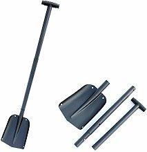 Snow Shovel, Spade with Telescopic Adjustable