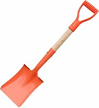 Snow shovel with Wooded Pole, Blade shovel,