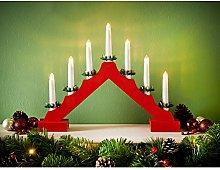 Snow White 7 Candles Bulb Light Indoor Unique