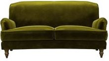 Snowdrop 2.5 Seat Sofa (breaks down) in Olive