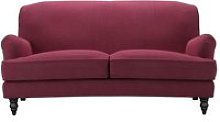 Snowdrop 2.5 Seat Sofa in Boysenberry Brushed