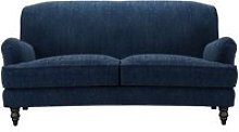 Snowdrop 2.5 Seat Sofa in Channel Blue Sandgate