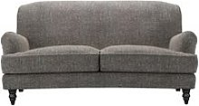 Snowdrop 2.5 Seat Sofa in Tribal Silver Antiqued