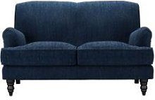 Snowdrop 2 Seat Sofa in Channel Blue Sandgate