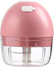 SNOWINSPRING Electric Food Chopper 150ML,Portable