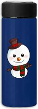 Snowman Double Walled Vacuum Insulated Cup