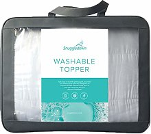 Snuggledown Easy Washable Mattress Topper, King