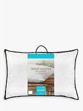 Snuggledown Front Sleeper Standard Pillow, Soft