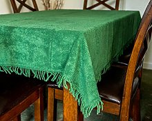 Snugglemore 100% Pure Cotton Chenille Table Covers
