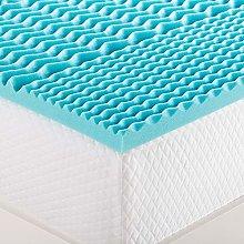 Snugglemore Comfort 5 Zone Cool Blue Memory Foam