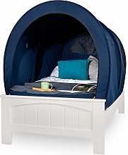 Snuggy Pod Bed Canopy – Bed Tent for Privacy –