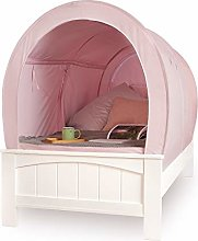 Snuggy Pod Bed Tent for All Ages, Design, Pink,