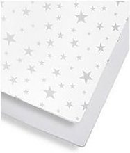 Snuz Cot / Cotbed Fitted Sheet