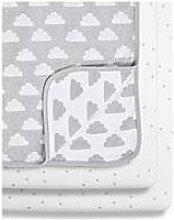 Snuz Snuz 3 Piece Crib Bedding Set ¿ Cloud Nine