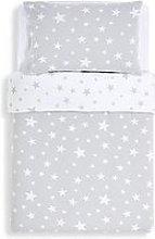 Snuz Snuz Cot Duvet Cover & Pillowcase Set ¿ Star