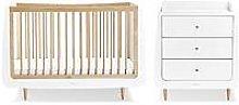 Snuz Snuzkot And Changer 2-Piece Nursery Set