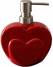 soap dispenser Ceramic, Multi-function Pressing