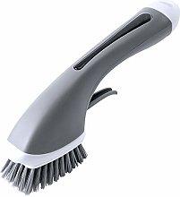 Soap Dispensing Washing Up Dish Brush, Soap