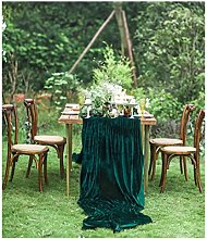 SoarDream Wedding Decorations 29x 120 inch Green