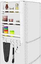 SoBuy® FRG150-W, Refrigerator Hanging Shelf, 3