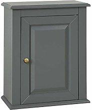 SoBuy® FRG203-DG, Grey Wall Mounted Single Door