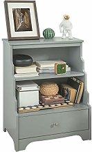 SoBuy® FSB13-HG, Storage Unit Bookcase Sideboard