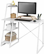 SoBuy® FWT29-W, Home Office Table Desk Computer