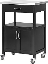 SoBuy® Kitchen Cabinet Kitchen Storage Trolley