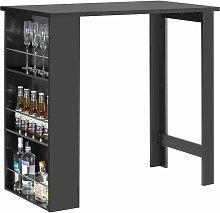 SoBuy Kitchen Dining Coffee Bistro Bar Table &