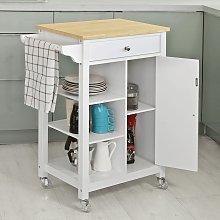 SoBuy Kitchen Storage Trolley Cabinet