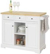 SoBuy Kitchen Storage Trolley Kitchen Cabinet