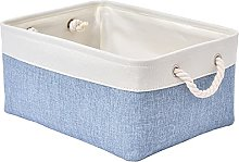 SOCOHOME Collapsible Storage Baskets, Thicken