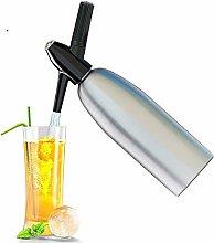 Soda Siphon Crystal Sparkling Water Maker Soda