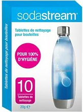 SodaStream 30061954 Carbonator cleaning tablet