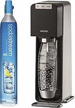 SodaStream Power Sparkling Water Maker black &