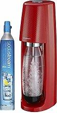 SodaStream Spirit Sparkling Water Maker - Red