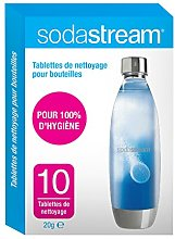 sodastream Tablet Cleaning Pack 11x 2x 17cm