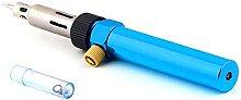 SODIAL Gas Blow Torch Soldering Solder Iron Pen