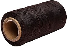 SODIAL(R) 260M 150D 1MM Leather Sewing Waxed Wax