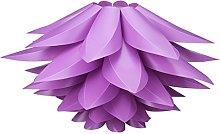 SODIAL(R) DIY Lotus Lampshade IQ PP Ceiling Lamp