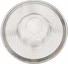 SODIAL(R) Kitchen Basket Drain Garbage Stopper