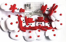SoeHong 1.5M 10LED Christmas Cartoon String