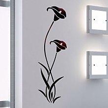Soekavia - 3D Diy Flower Shape Acrylic Wall
