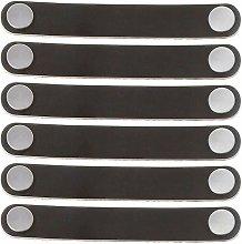 Soekavia - 6pcs 128mm Leather Furniture Handle