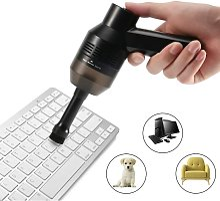SOEKAVIA Cordless Keyboard Vacuum Cleaner, USB