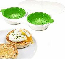 Soekavia - Draining Egg Boiler, Microwave Egg