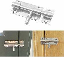 SOEKAVIA Generic Box lock or padlock bolt 304