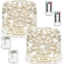 Soekavia - Indoor String Lights [Set of 2], 10M